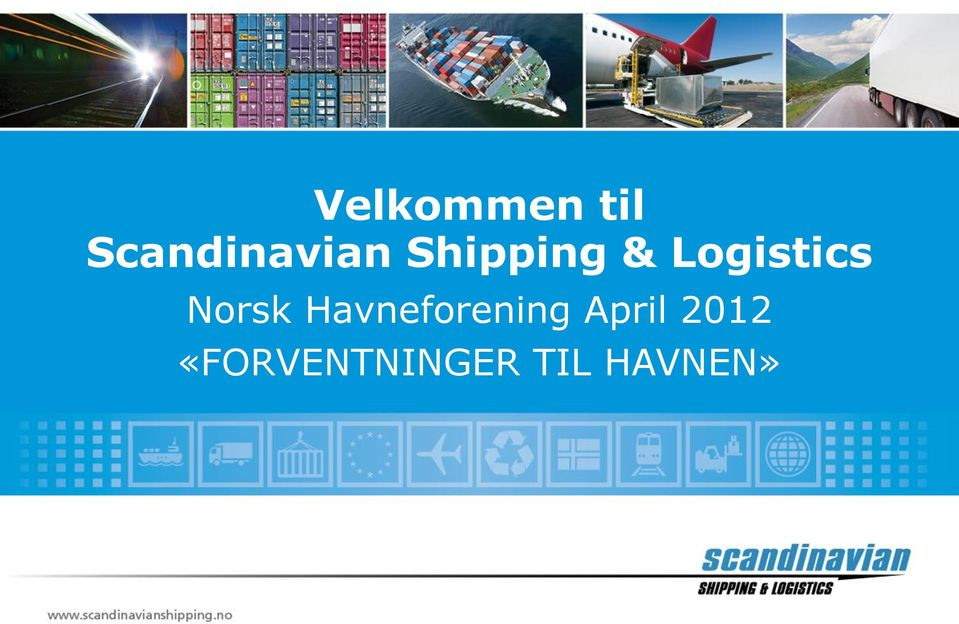 Havneforening April 2012