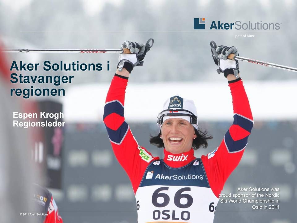 Solutions was proud sponsor of the Nordic