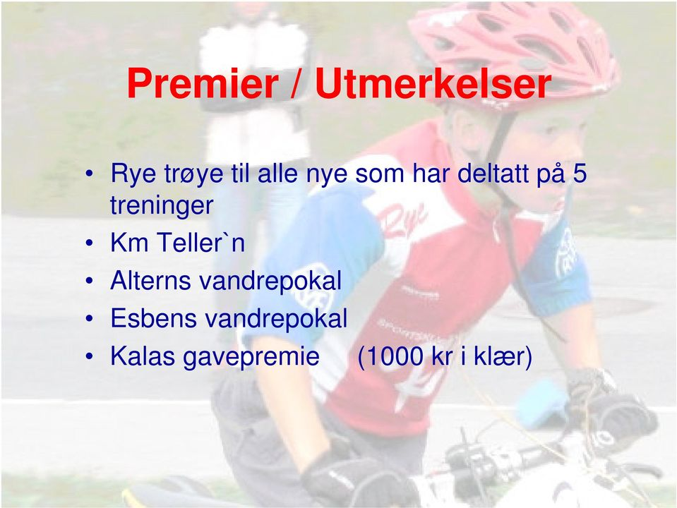 Km Teller`n Alterns vandrepokal Esbens
