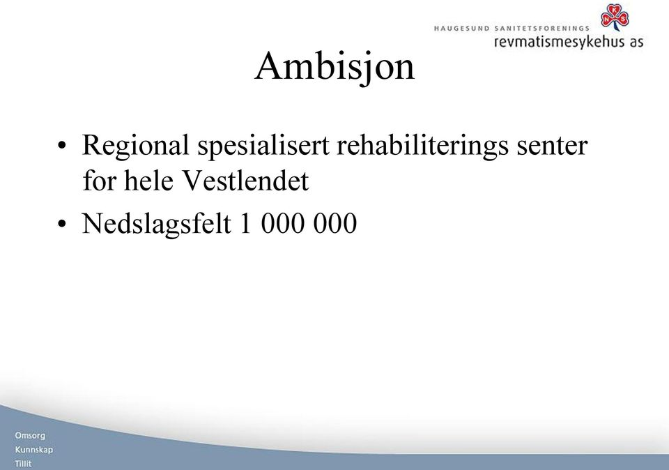 rehabiliterings senter