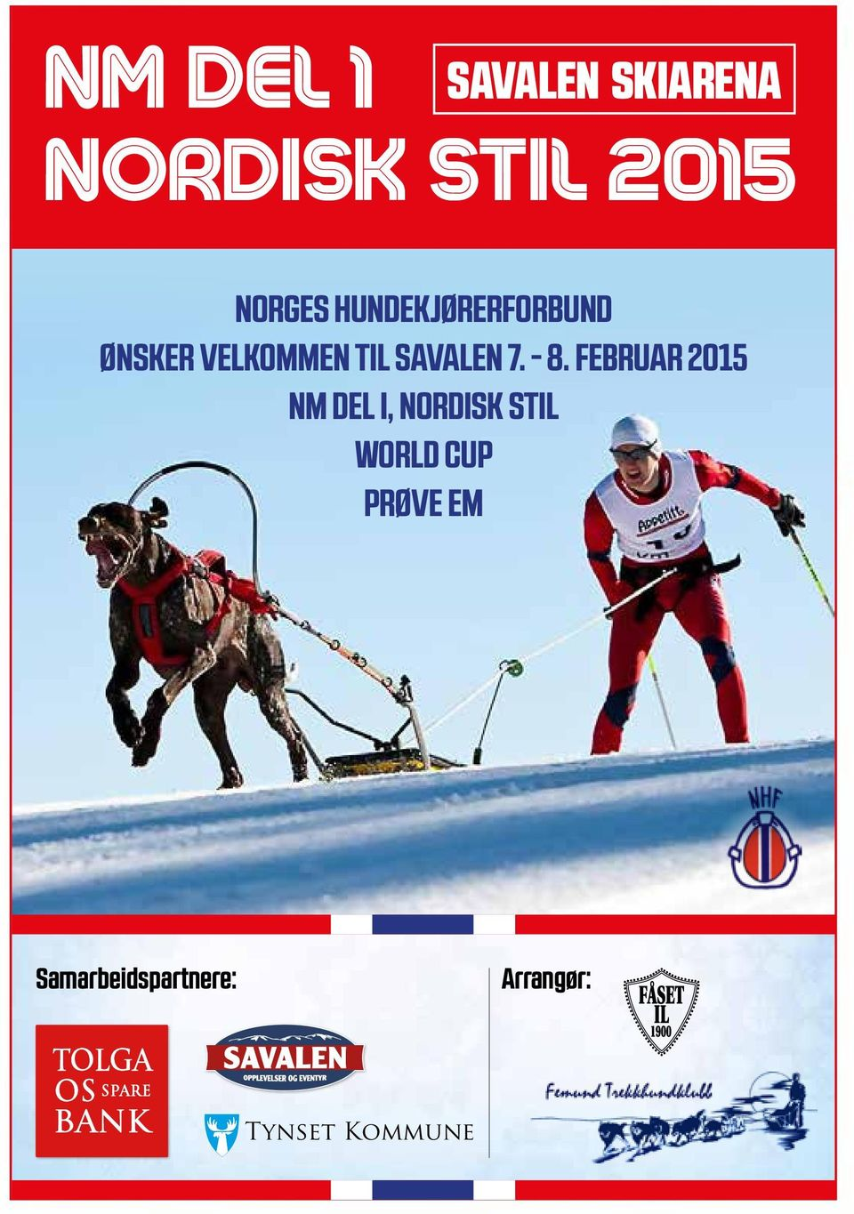 - 8. FEBRUAR 2015 NM DEL I, NORDISK STIL WORLD CUP