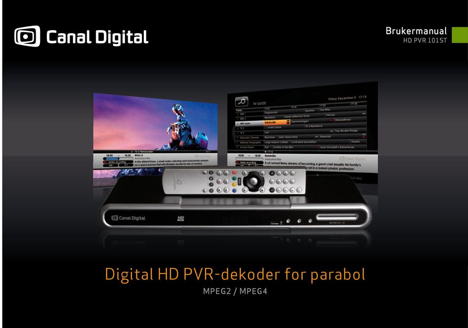 PVR-dekoder for
