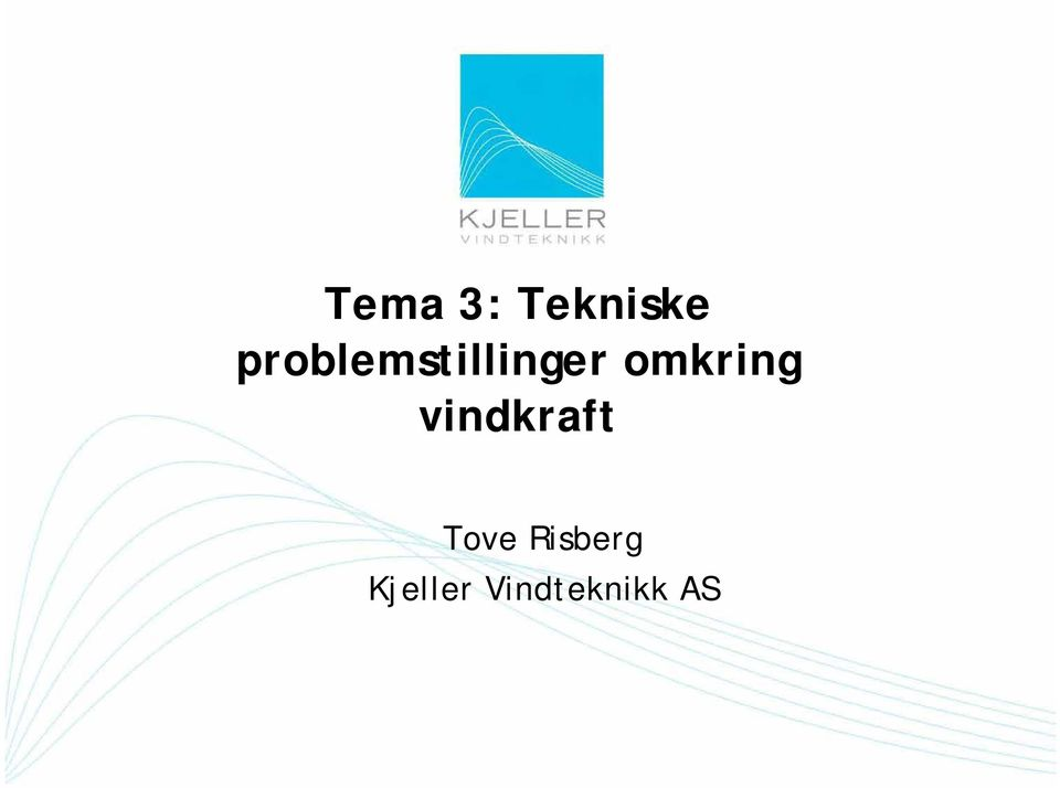omkring vindkraft