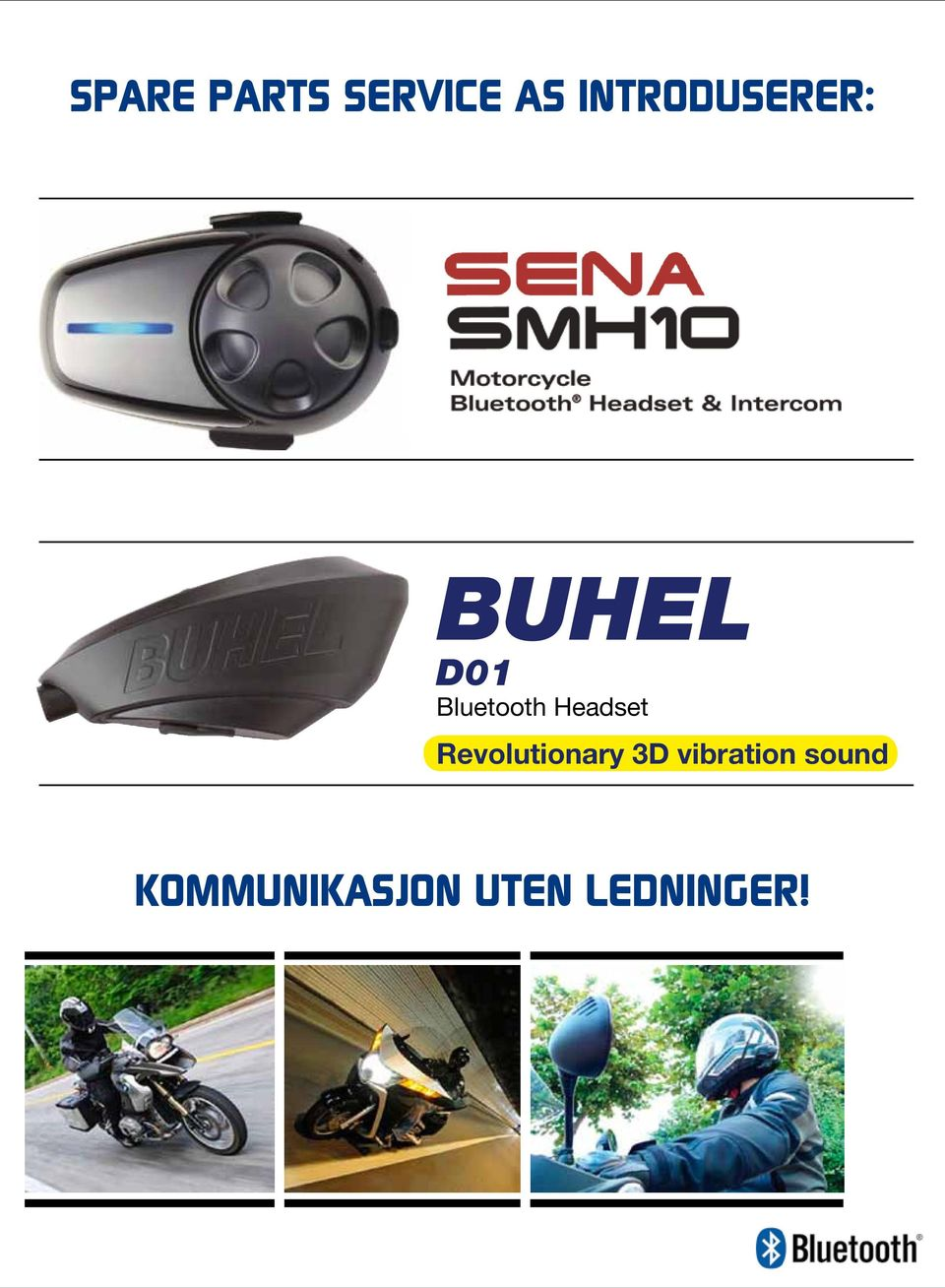 Headset Revolutionary 3D