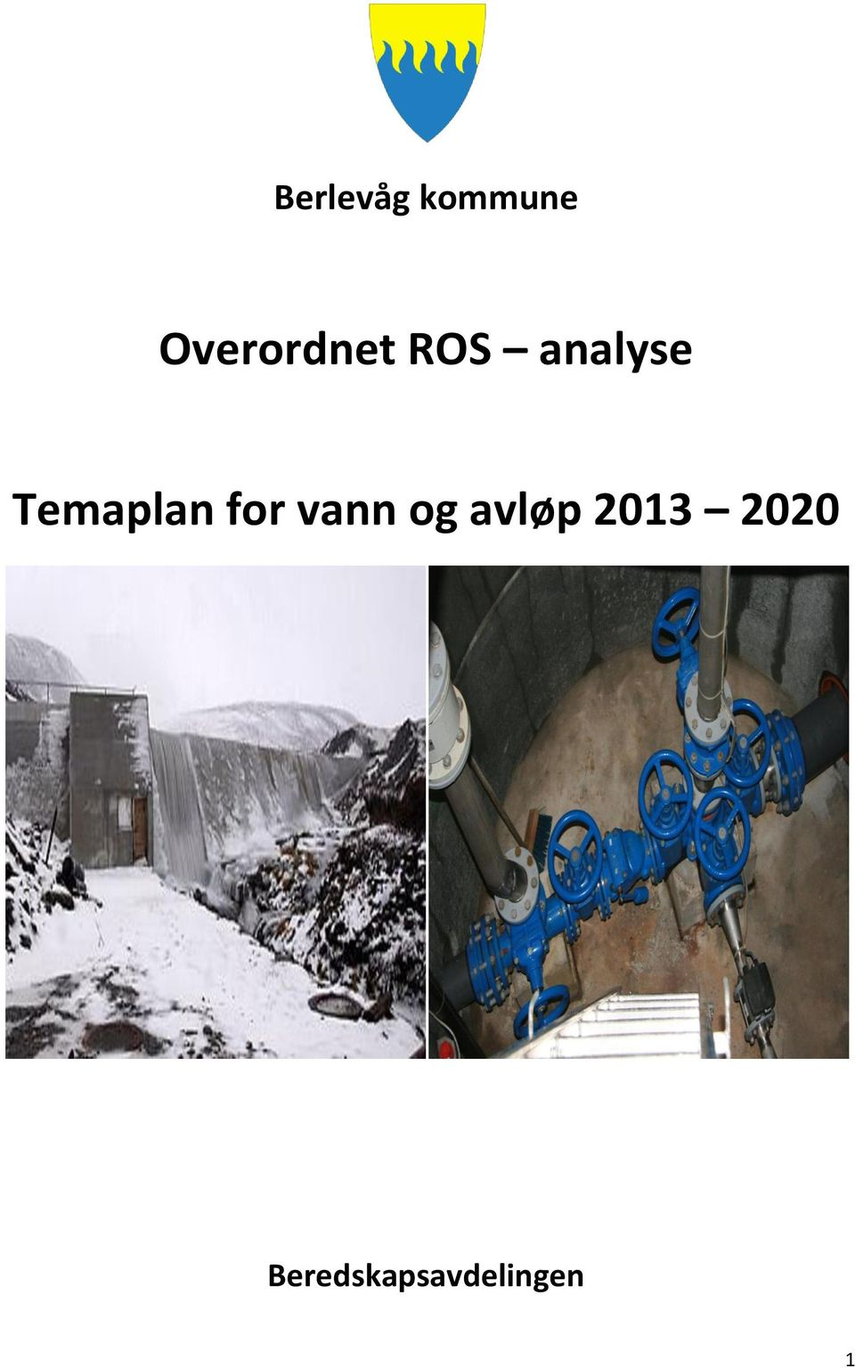 Temaplan for vann og
