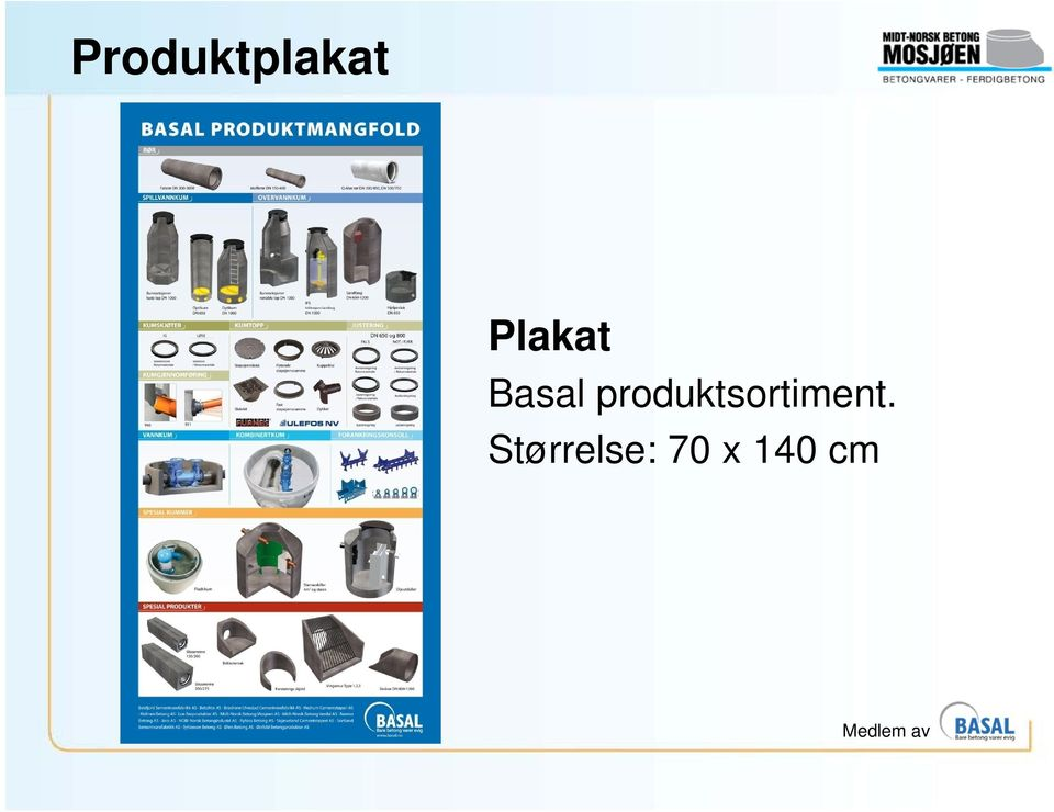 produktsortiment.