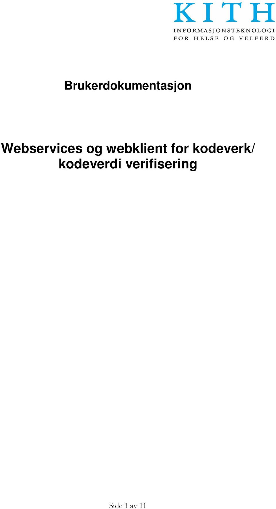 webklient for
