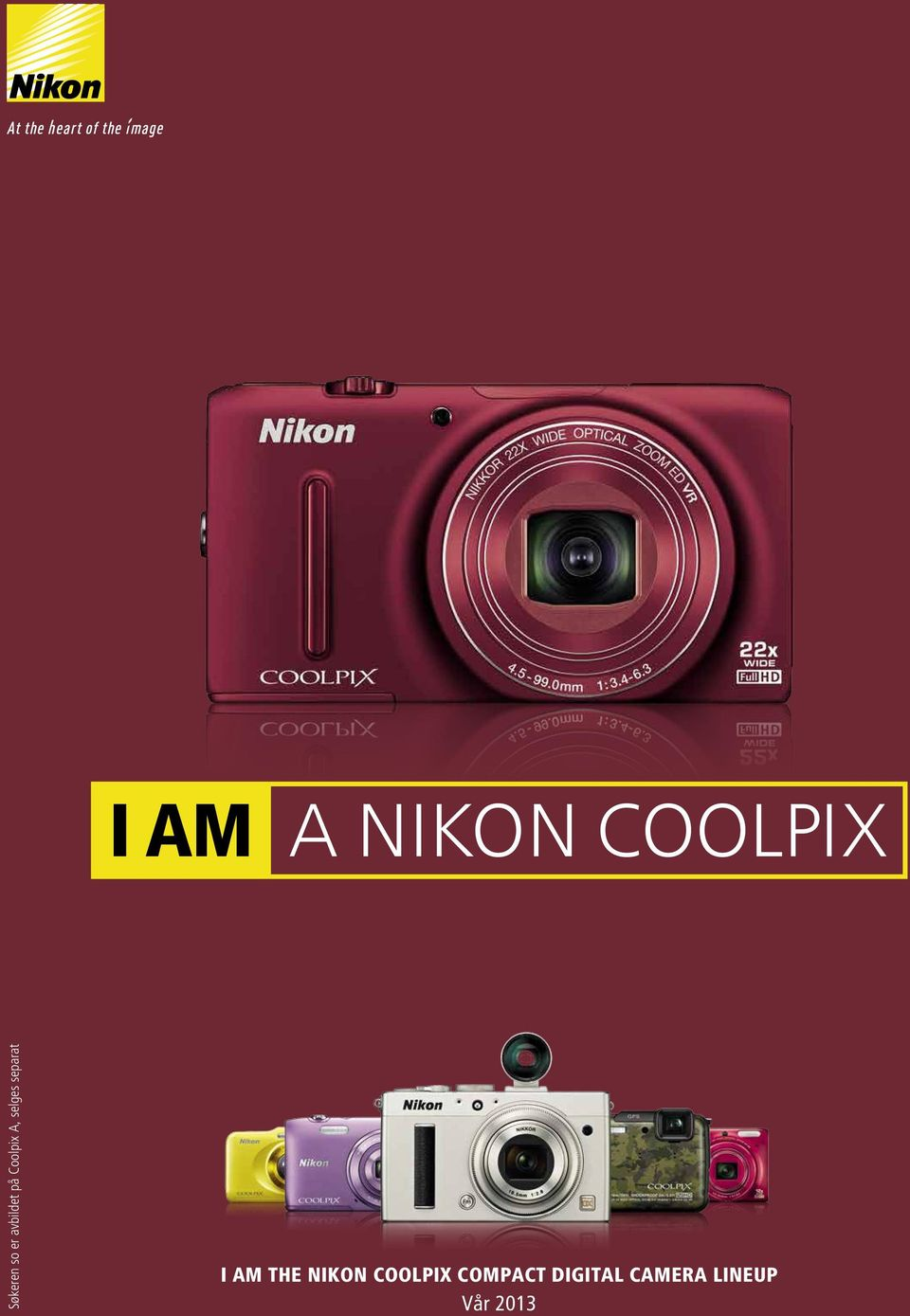 separat I AM THE NIKON COOLPIX
