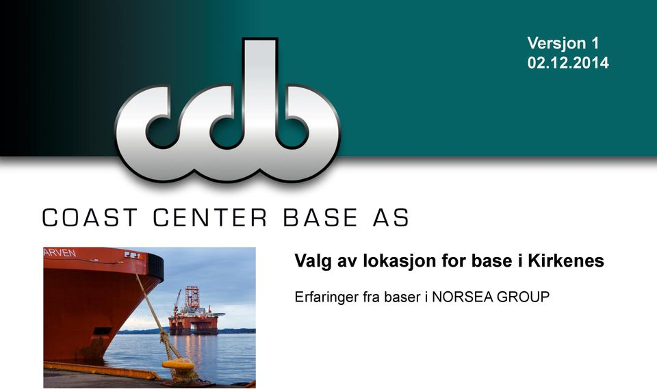 for base i Kirkenes