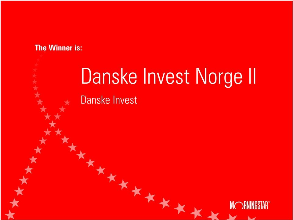Invest Norge
