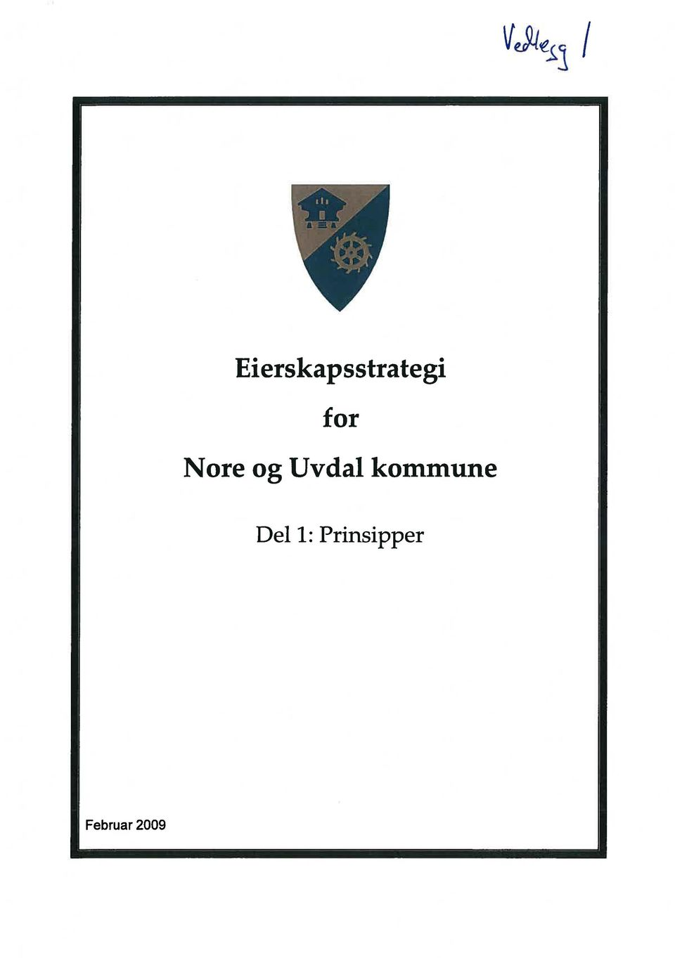 for Nore og Uvdal