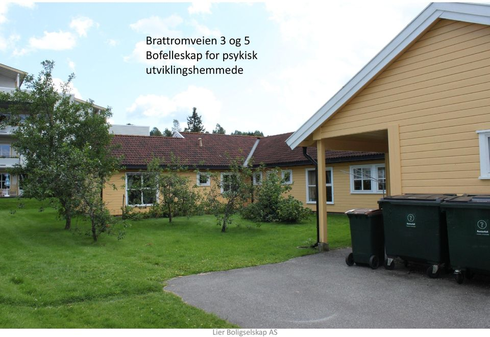 Bofelleskap for