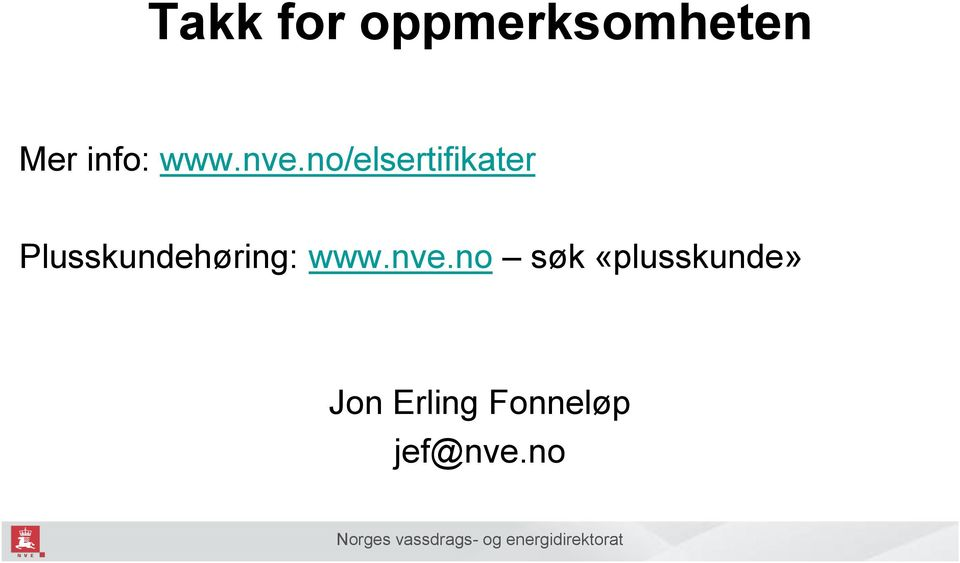 no/elsertifikater