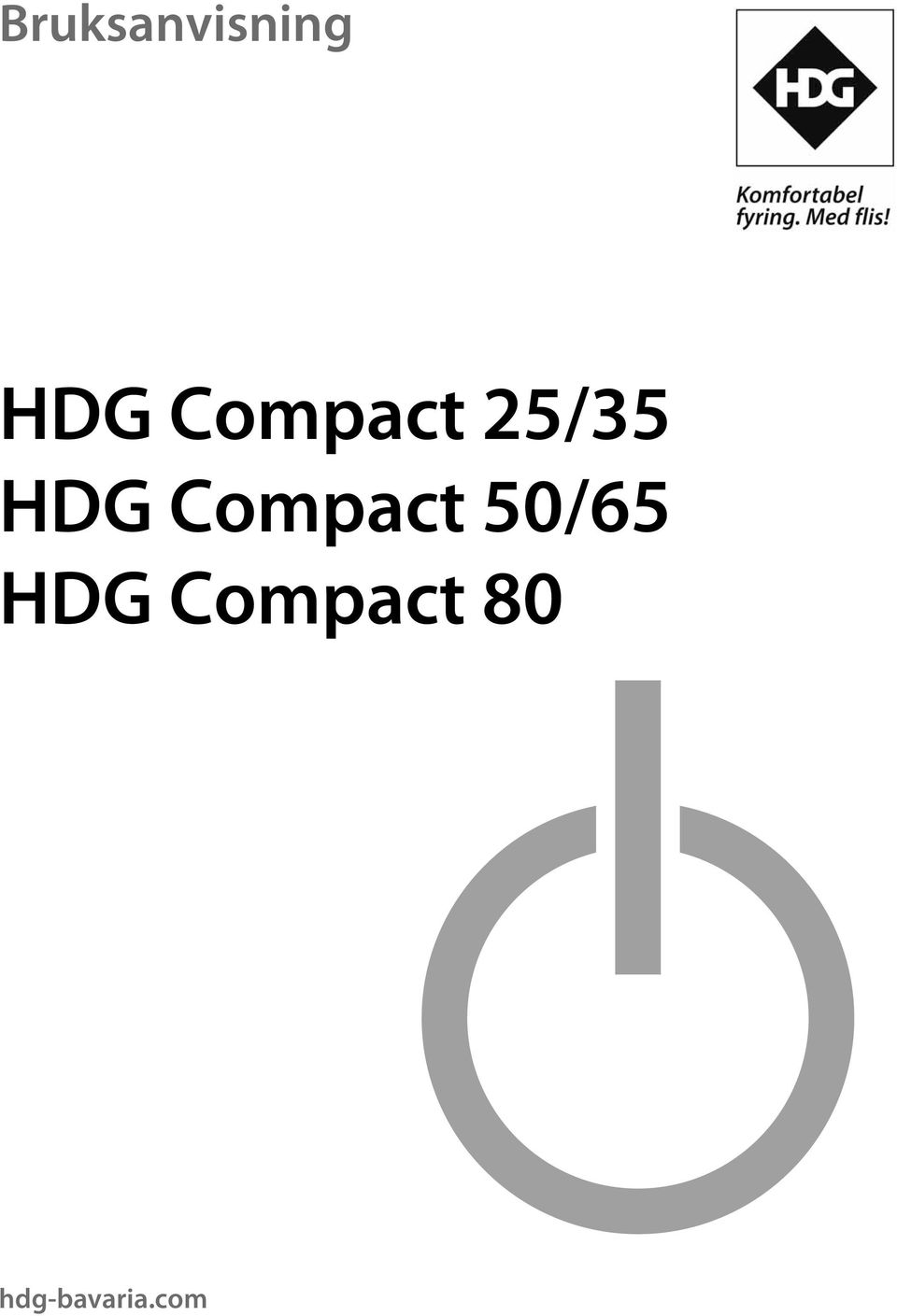 Compact 50/65 HDG