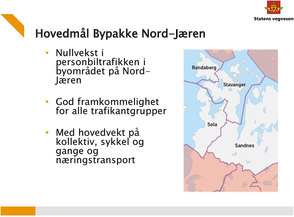 God framkommelighet for alle trafikantgrupper