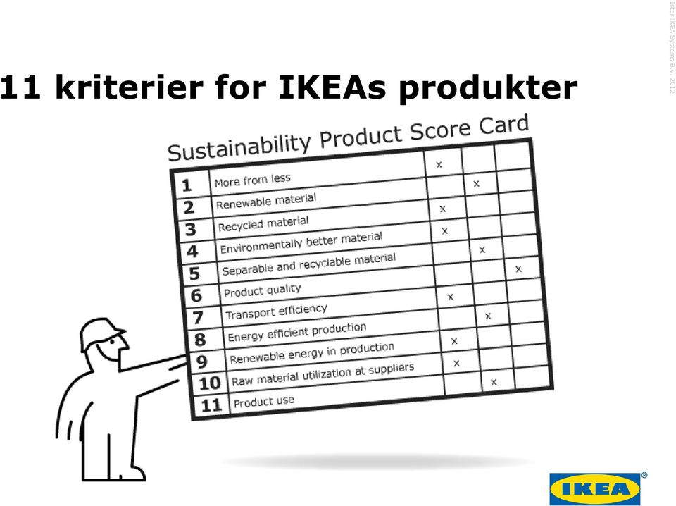 for IKEAs