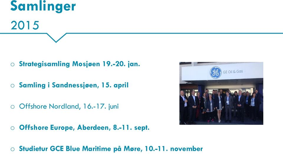 april o Offshore Nordland, 16.-17.