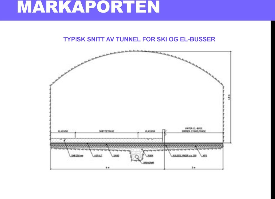 AV TUNNEL FOR