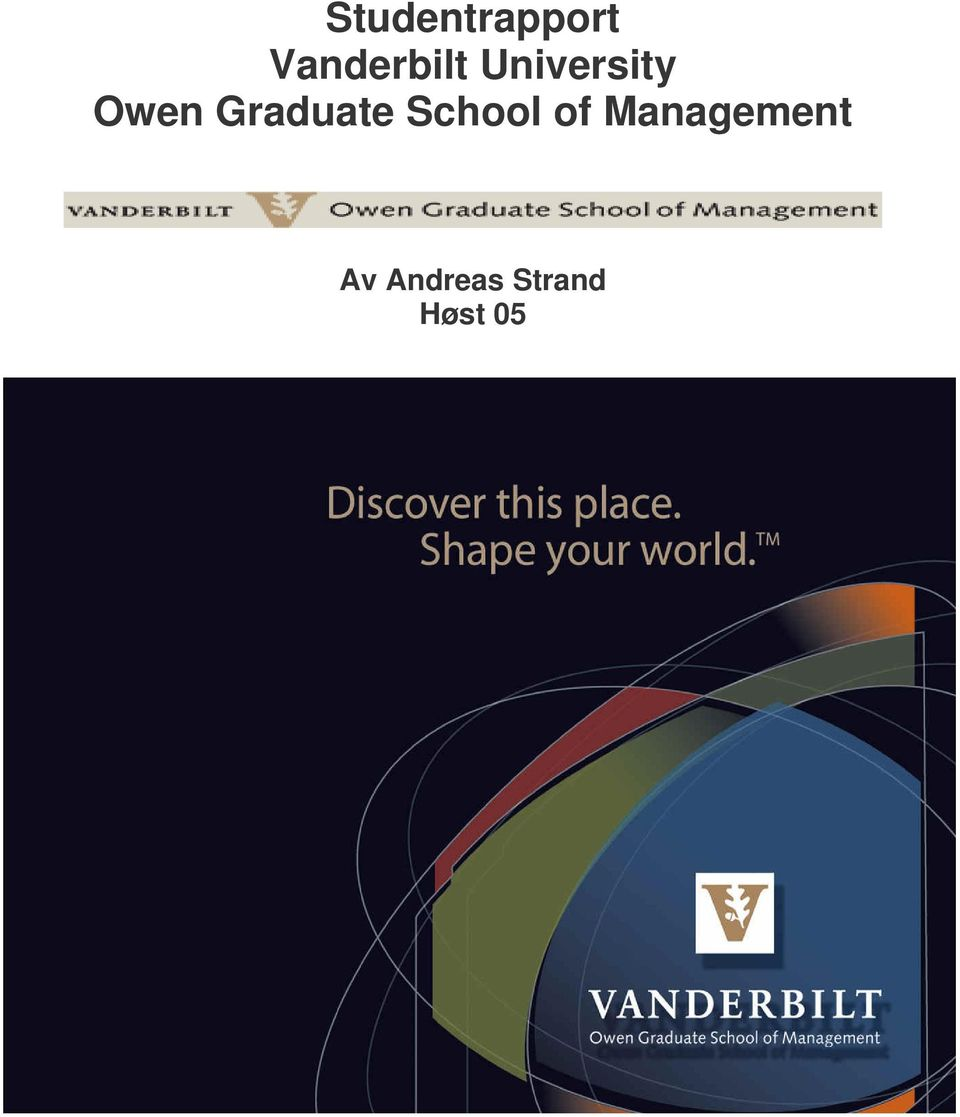 Owen Graduate School of