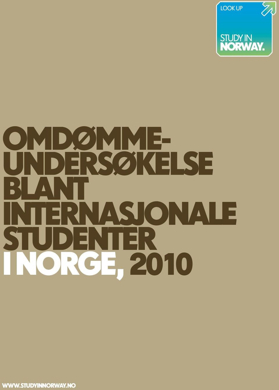 studenter i norge,