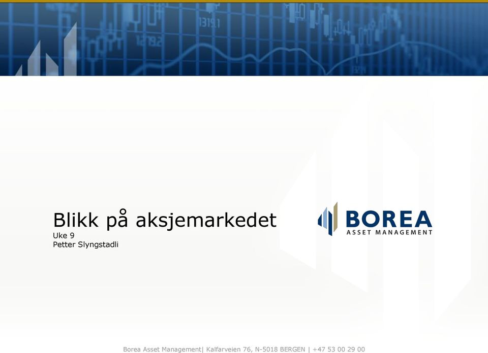 Asset Management Kalfarveien