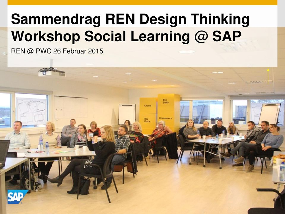 Social Learning @ SAP