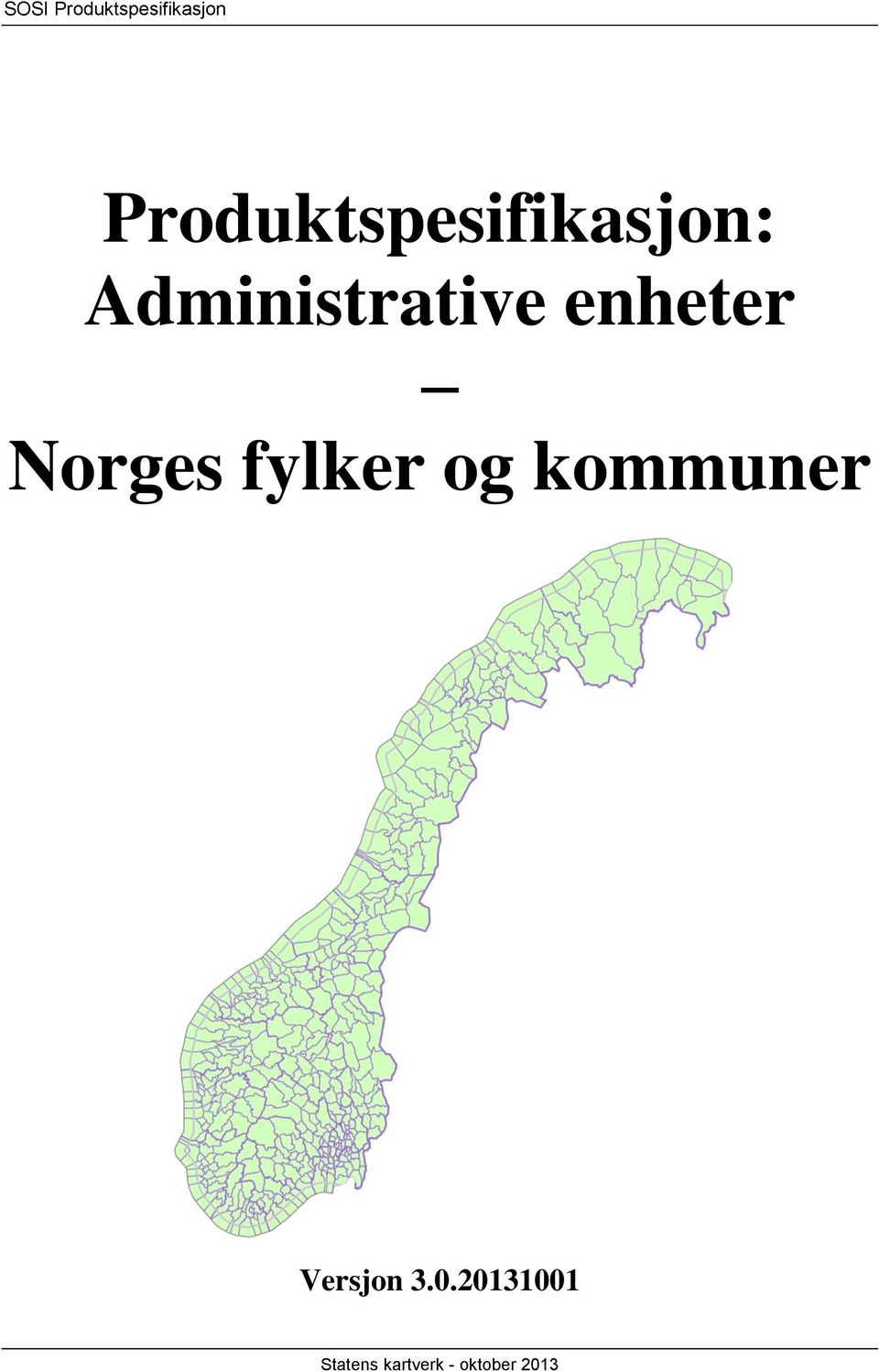 Administrative enheter Norges
