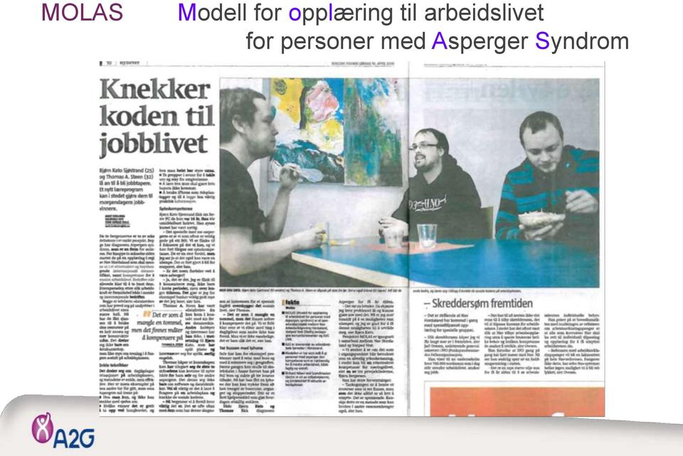 arbeidslivet for