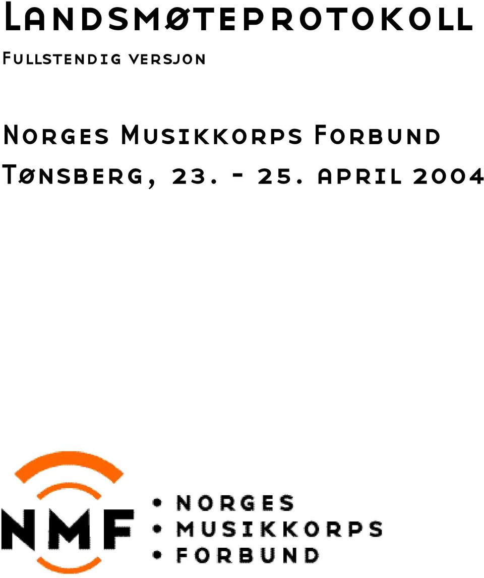 Norges Musikkorps