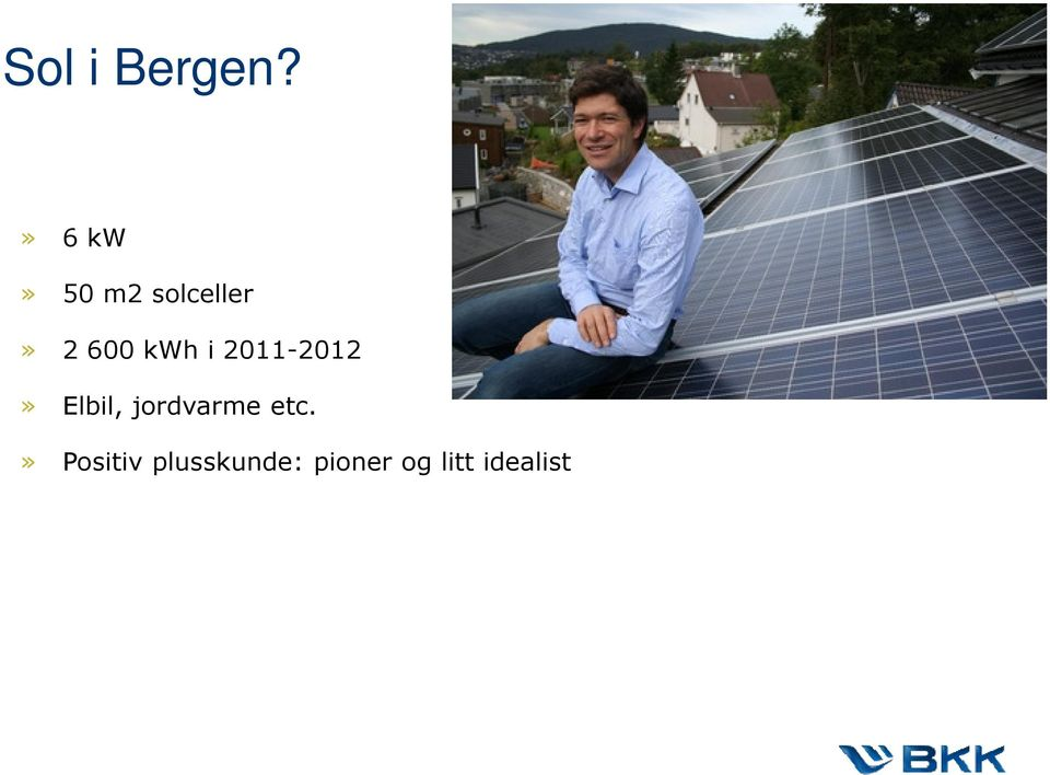 kwh i 2011-2012» Elbil,