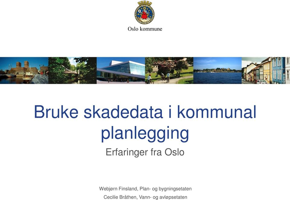 Webjørn Finsland, Plan- og