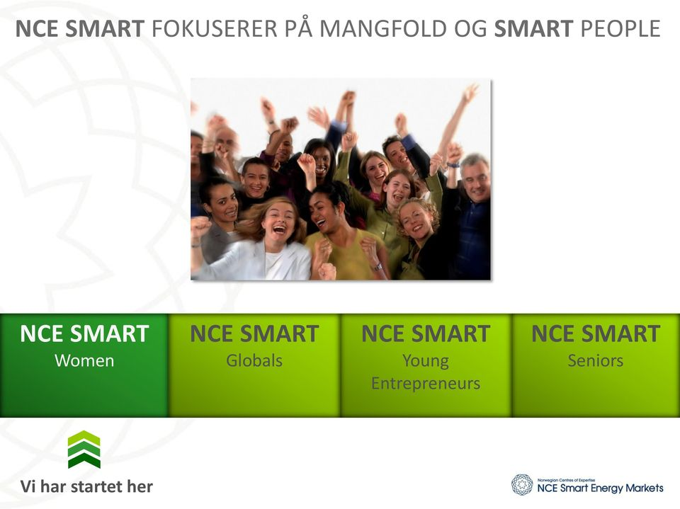 SMART Globals NCE SMART Young
