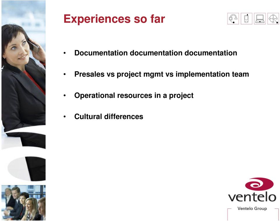 project mgmt vs implementation team