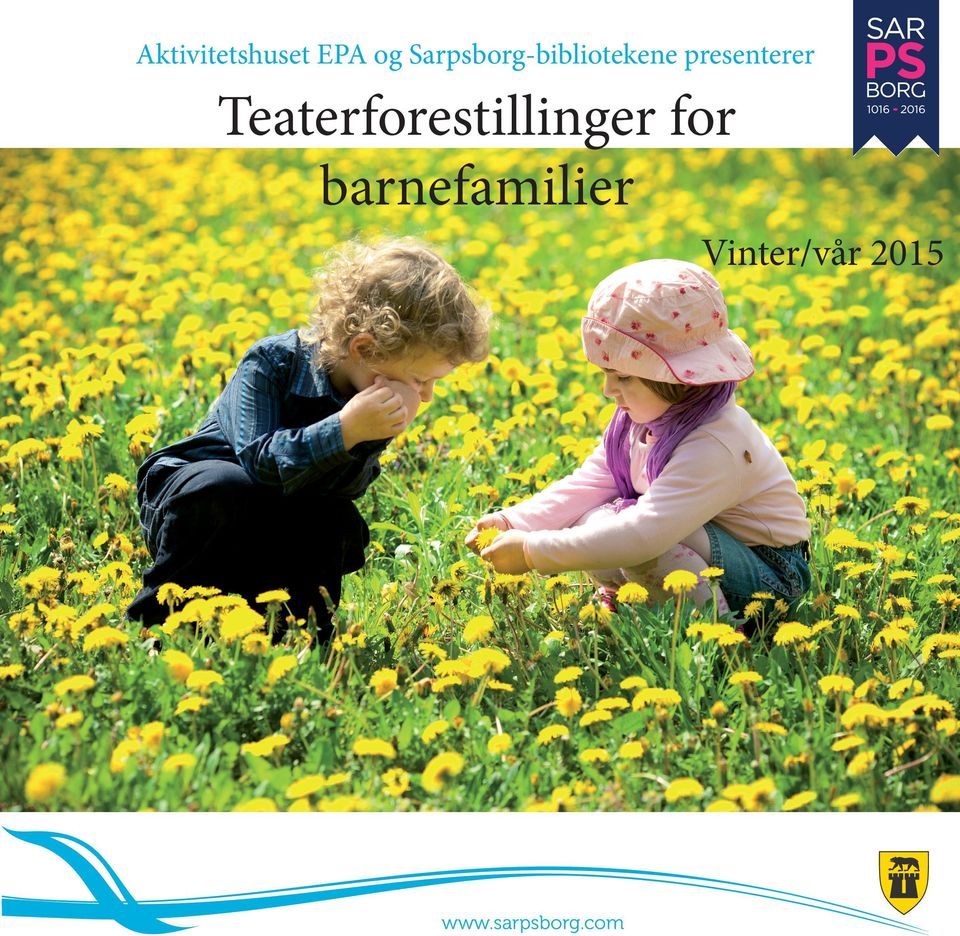 presenterer Teaterforestillinger
