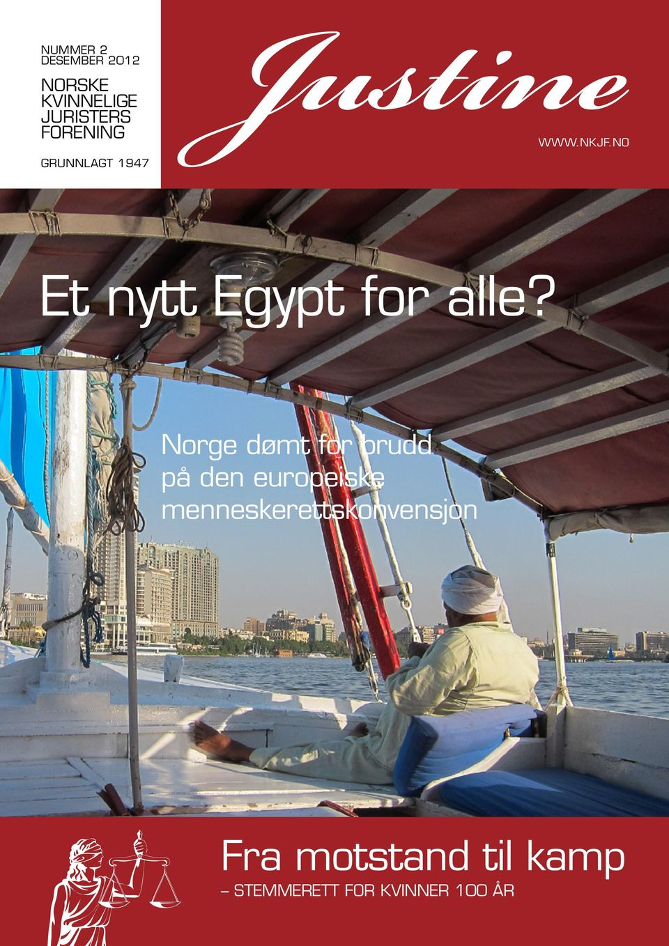 NO Et nytt Egypt for alle?