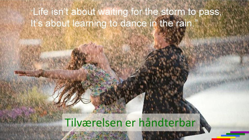 about learning to dance in