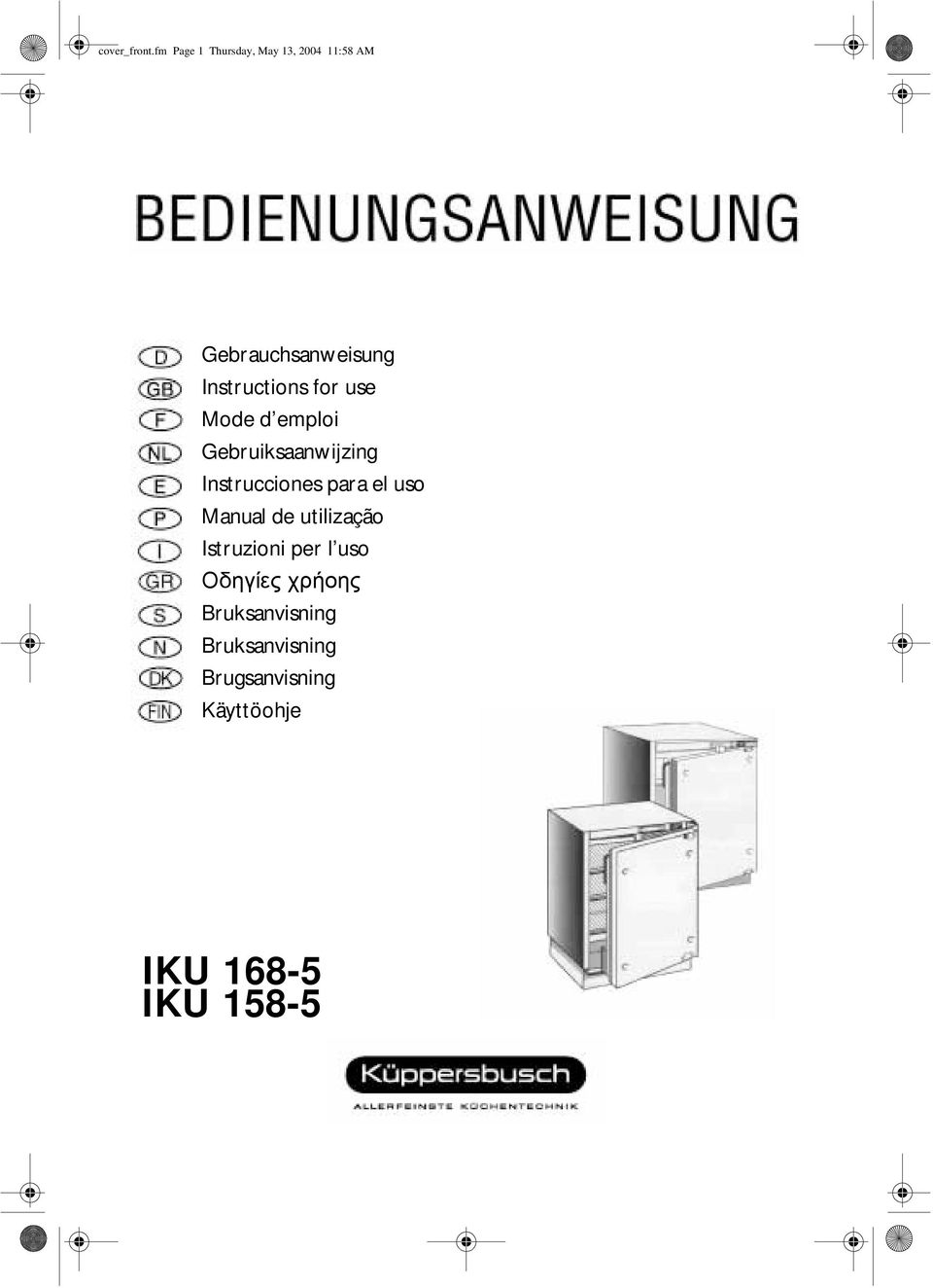 Instructions for use Mode d emploi Gebruiksaanwijzing Instrucciones