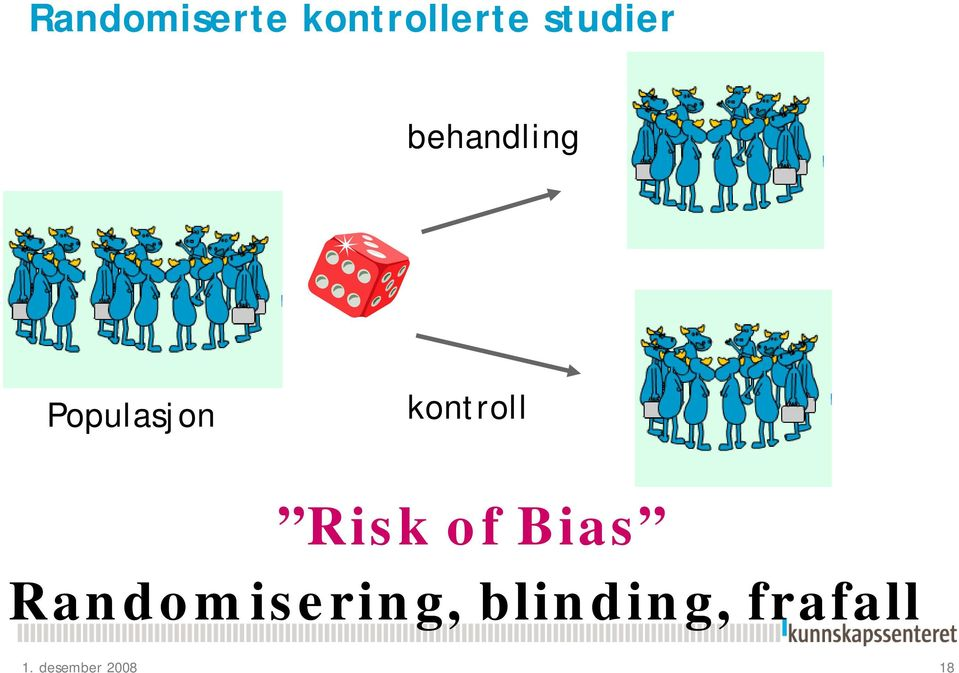 kontroll Risk of Bias