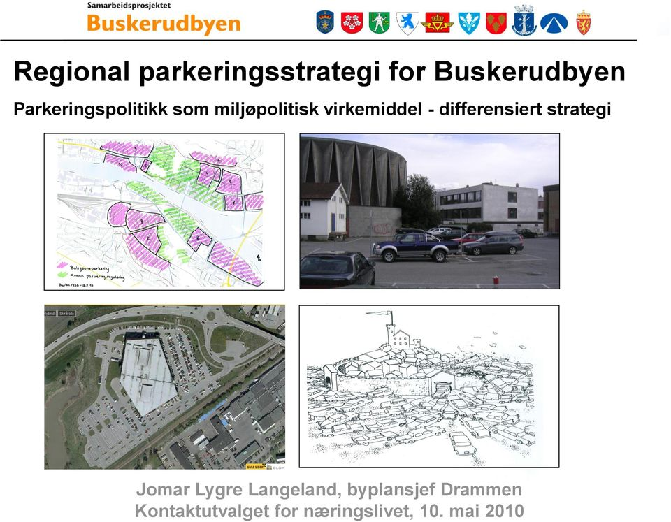 differensiert strategi Jomar Lygre Langeland,