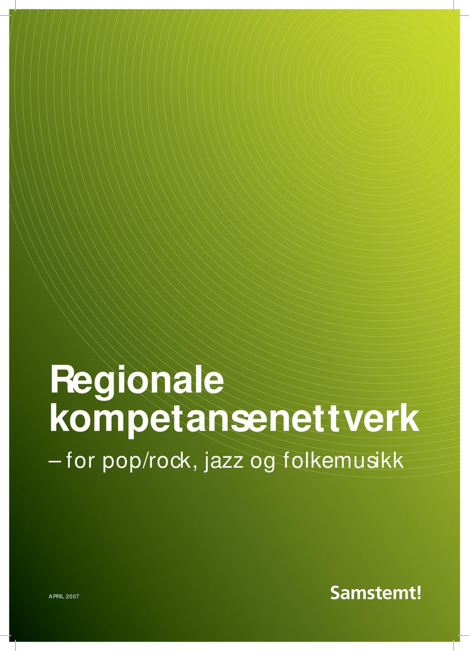 for pop/rock, jazz