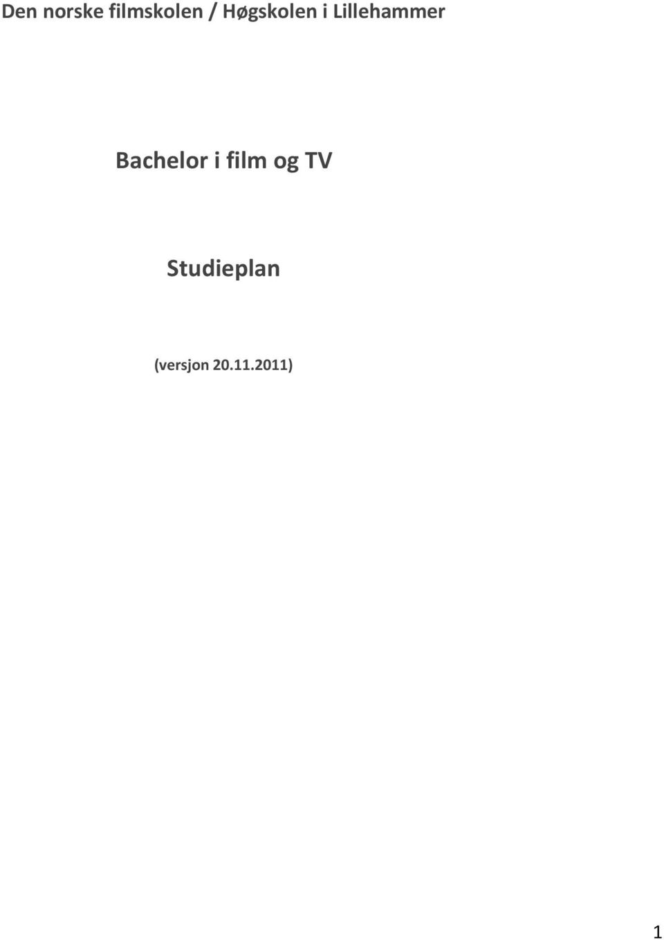 Bachelor i film og TV