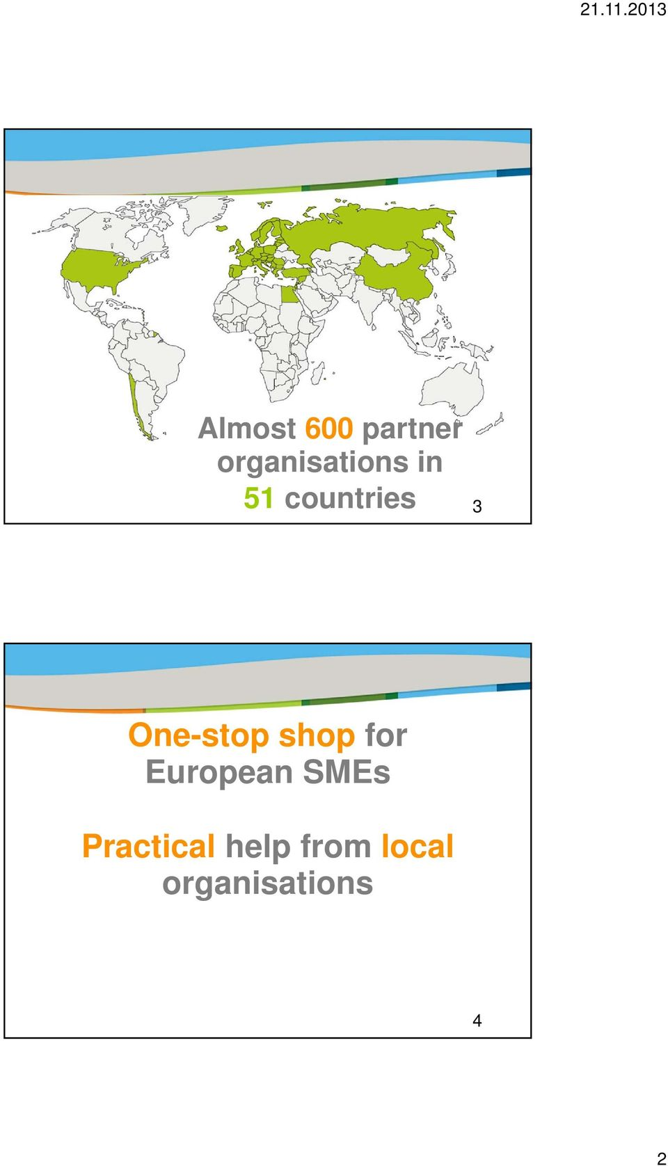One-stop shop for European SMEs