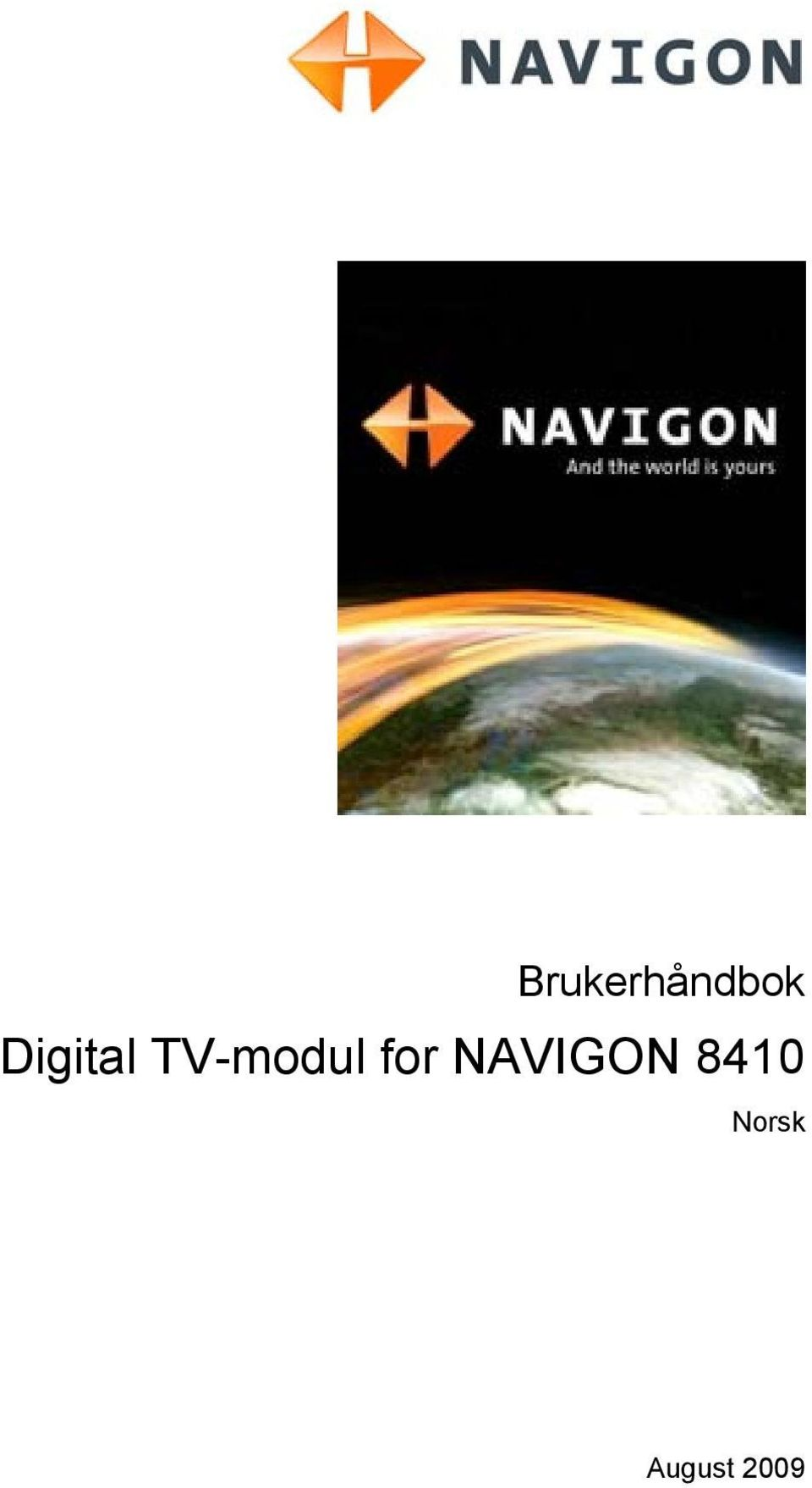 for NAVIGON 8410