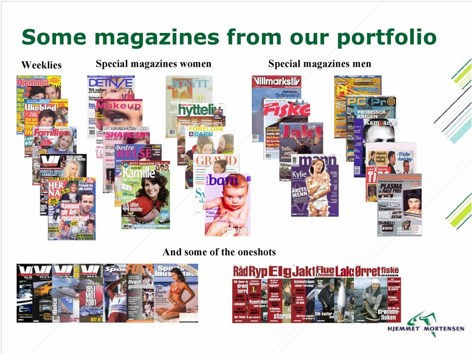 magazines women Special