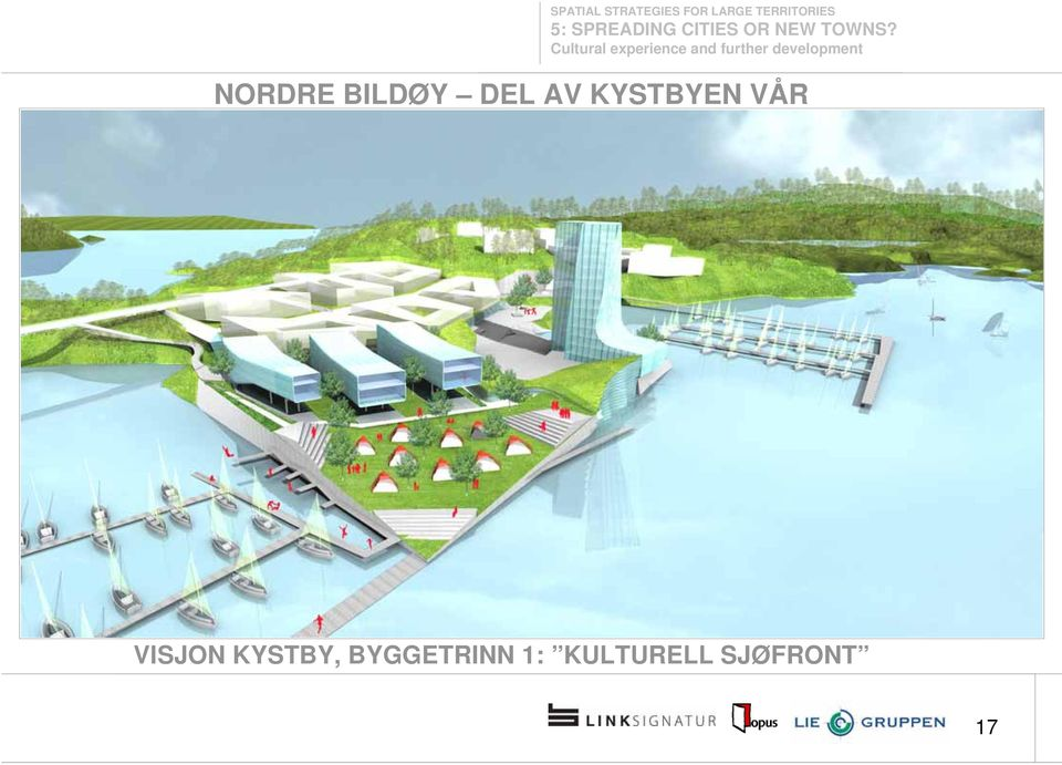 Cultural experience and further development NORDRE