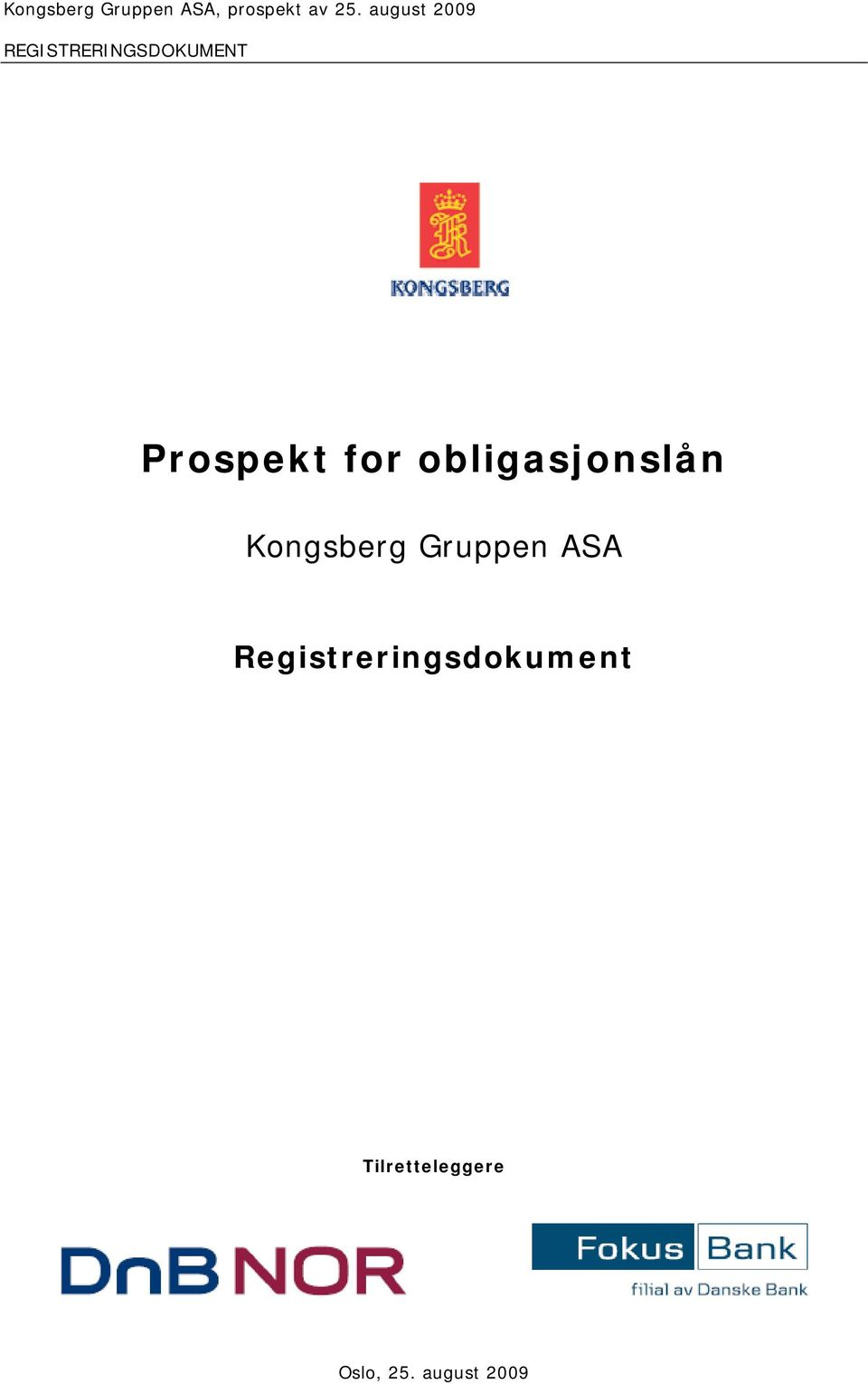 Registreringsdokument