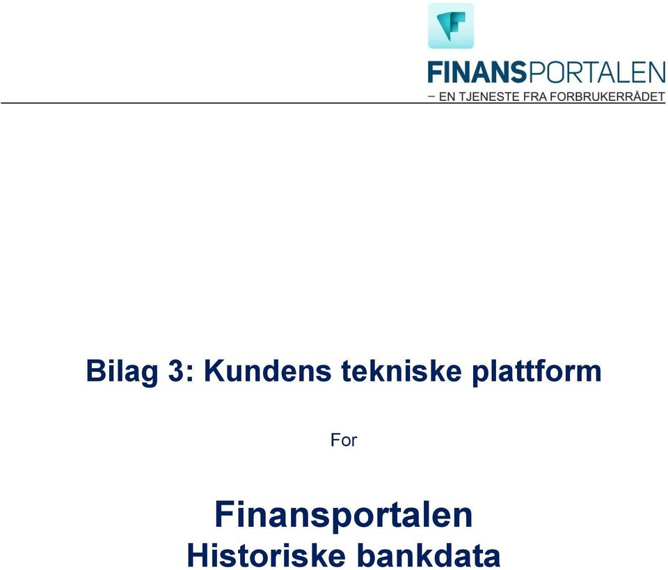 For Finansportalen