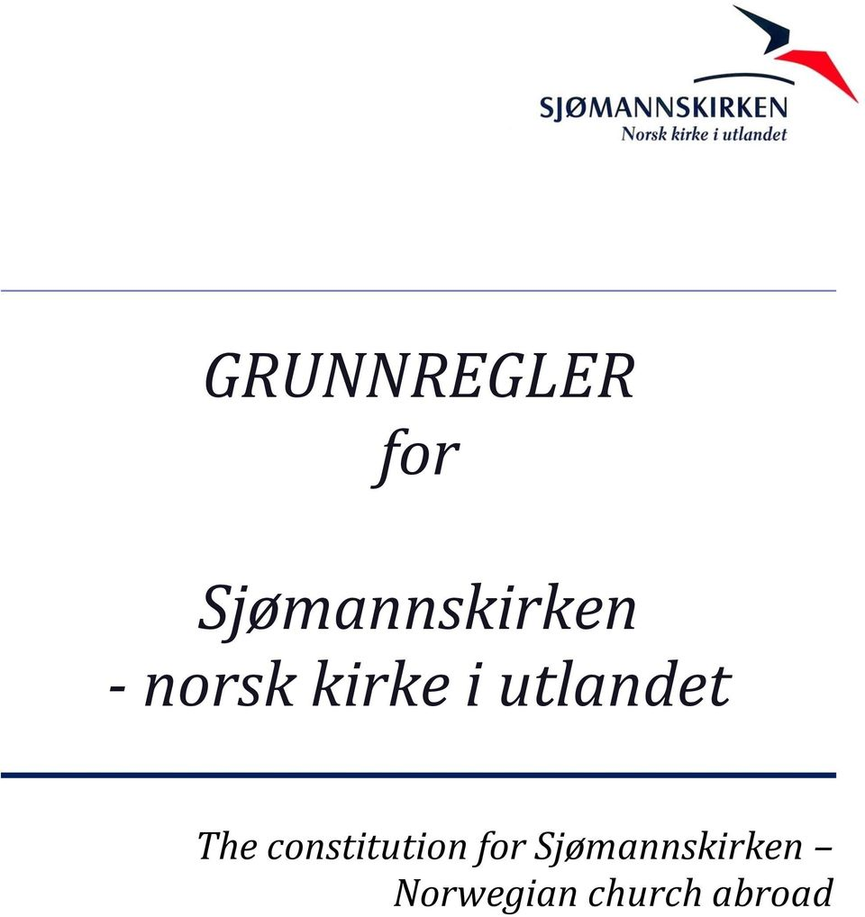 i utlandet The constitution