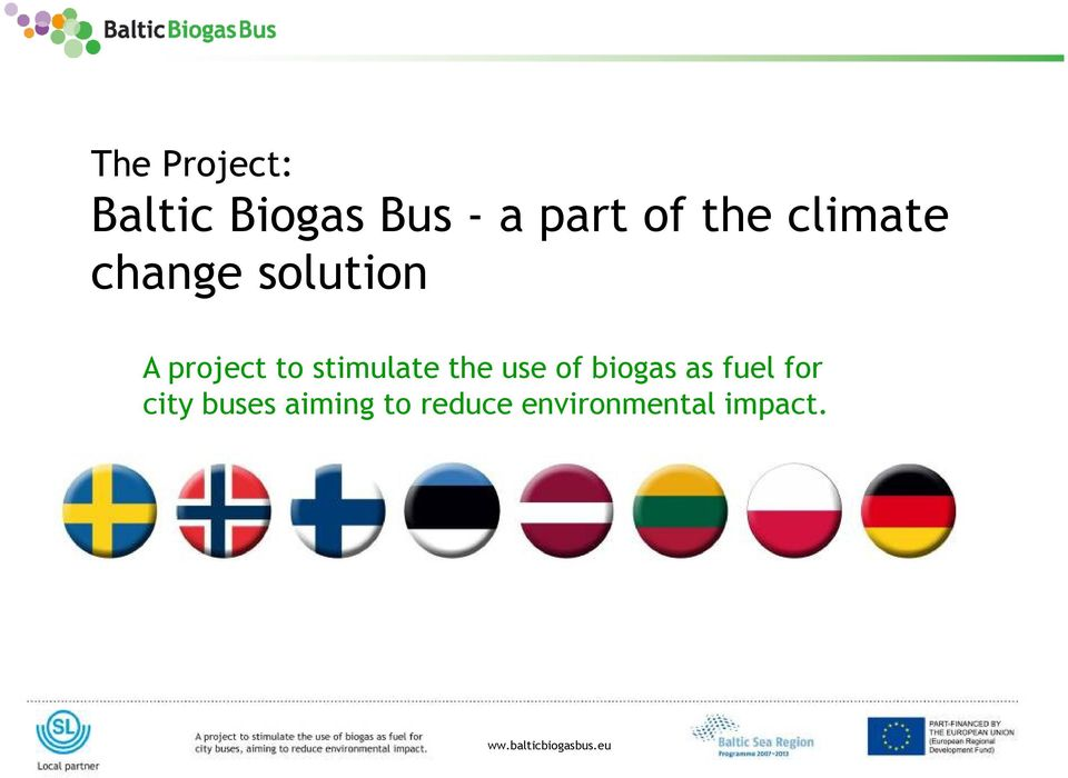biogas as fuel for city buses aiming to reduce