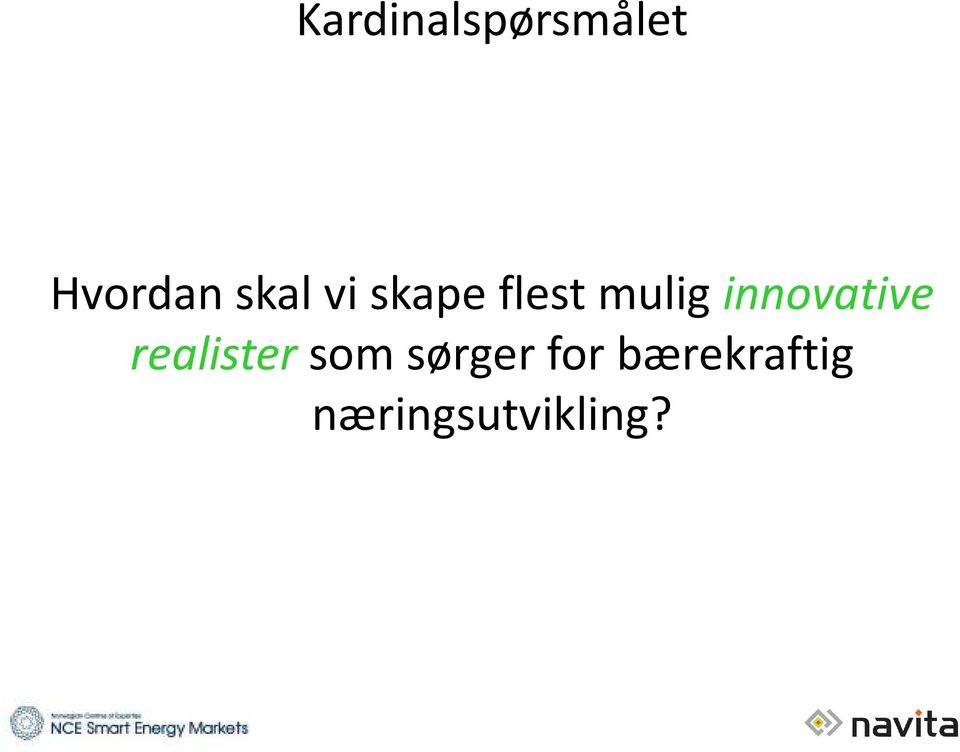 innovative realistersom
